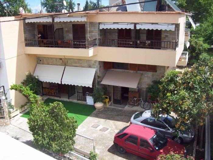 Vila Edelweiss Limenas Apartmani Club Paradiso