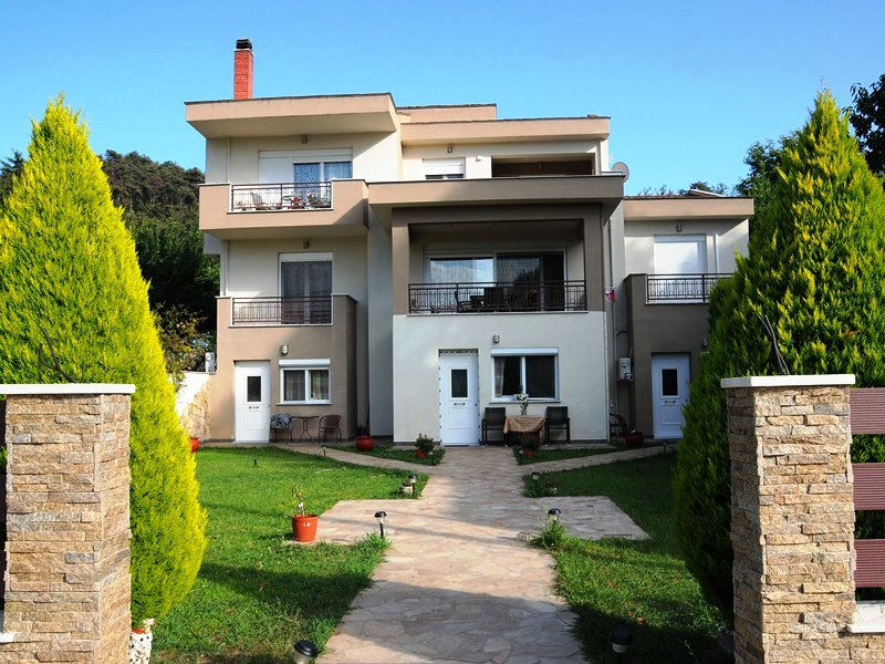 Vila Green Garden Limenas Apartmani Club Paradiso
