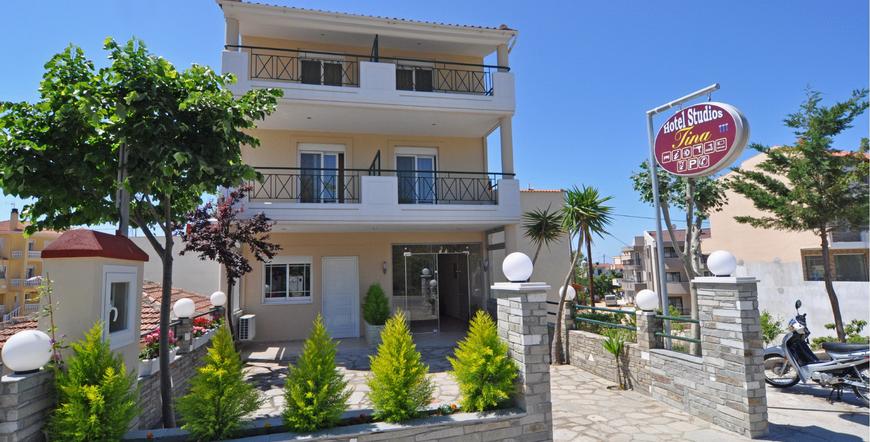 Vila Tina Limenarija Apartmani Club Paradiso