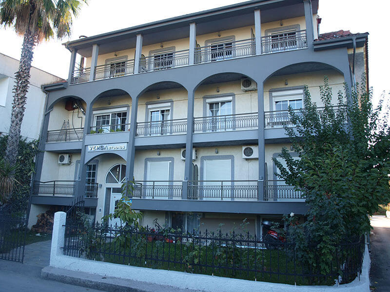 Vila Versa Limenas Apartmani Club Paradiso